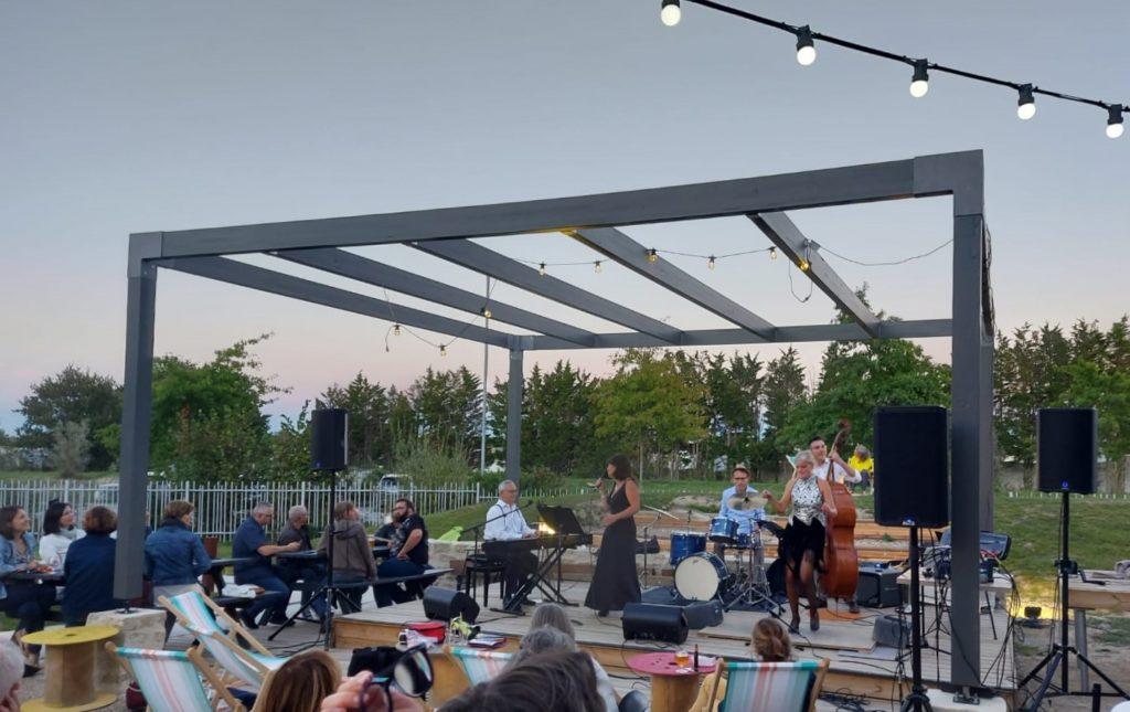 La Fraterne Concert Jazztimbanque